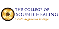 Logo of The Colleage of Sound Healing